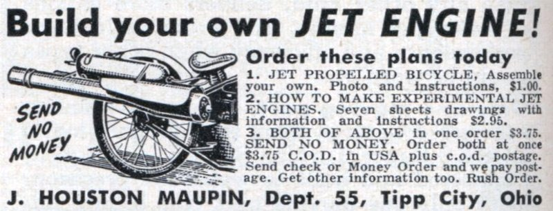 Build your own Jet Engine!