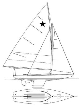 Star à grand-voile houari