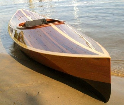 Arwen Marine Wood Duck Kayaks